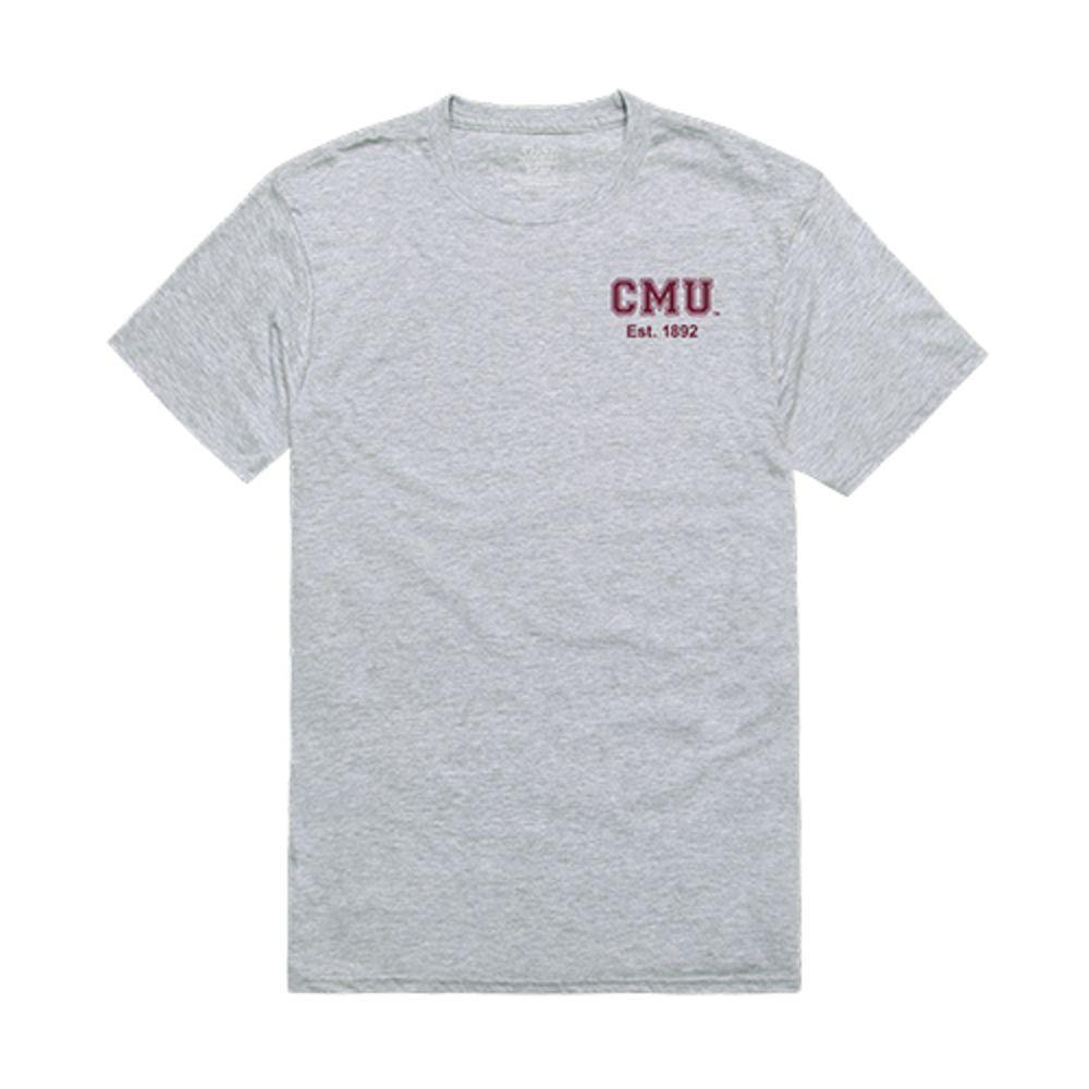 CMU Central Michigan University Chippewas NCAA Practice Tee T-Shirt