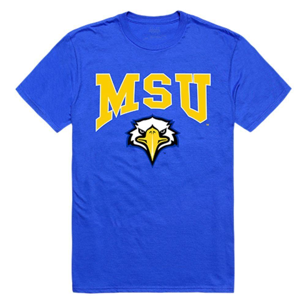 Morehead State University Eagles NCAA Athletic Tee T-Shirt Royal