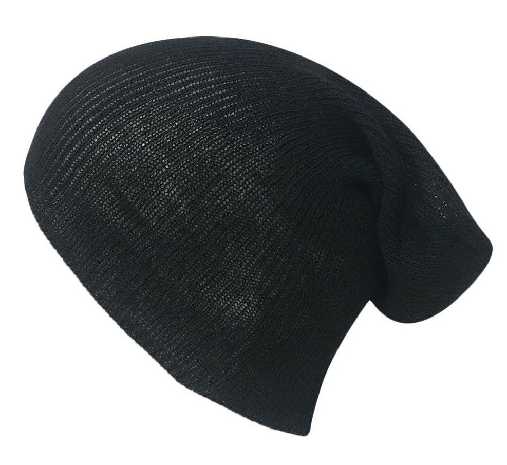 ec6435cc0f3bf5 Casaba Stylish Long Slouch Beanies for Men Women 12 inch Skull Cap Toboggan  Hat