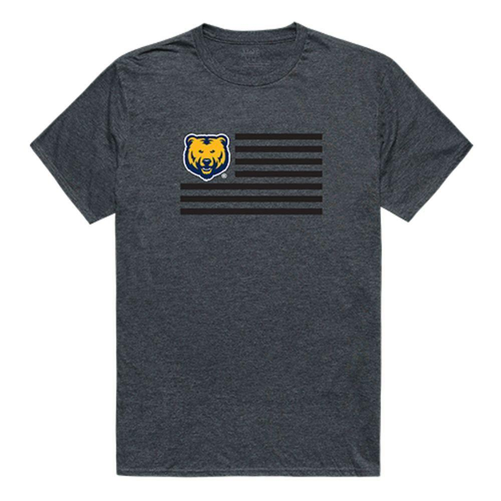 University of Northern Colorado Bears NCAA Flag Tee T-Shirt