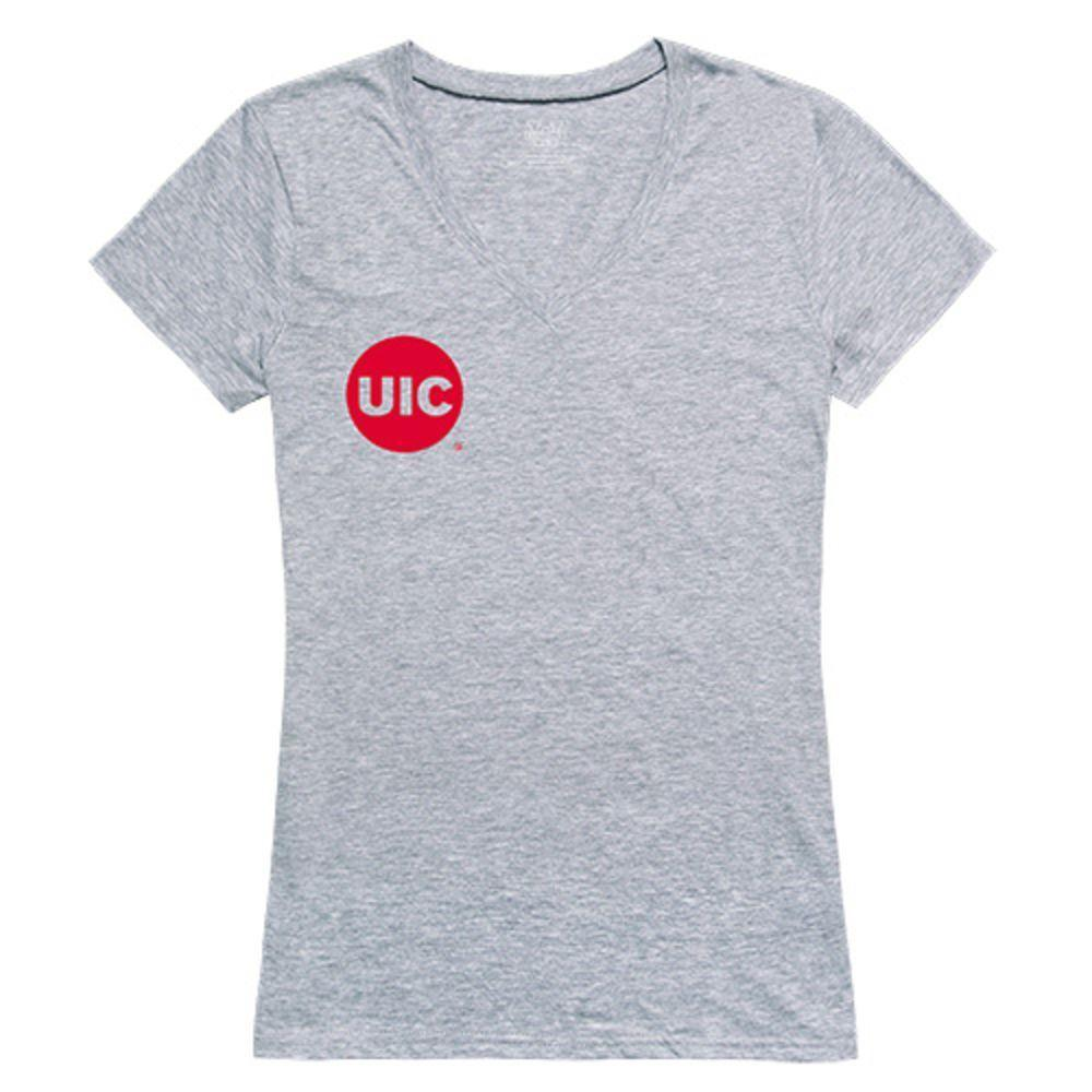 University of Illinois at Chicago Flames NCAA Women's Seal Tee T-Shirt