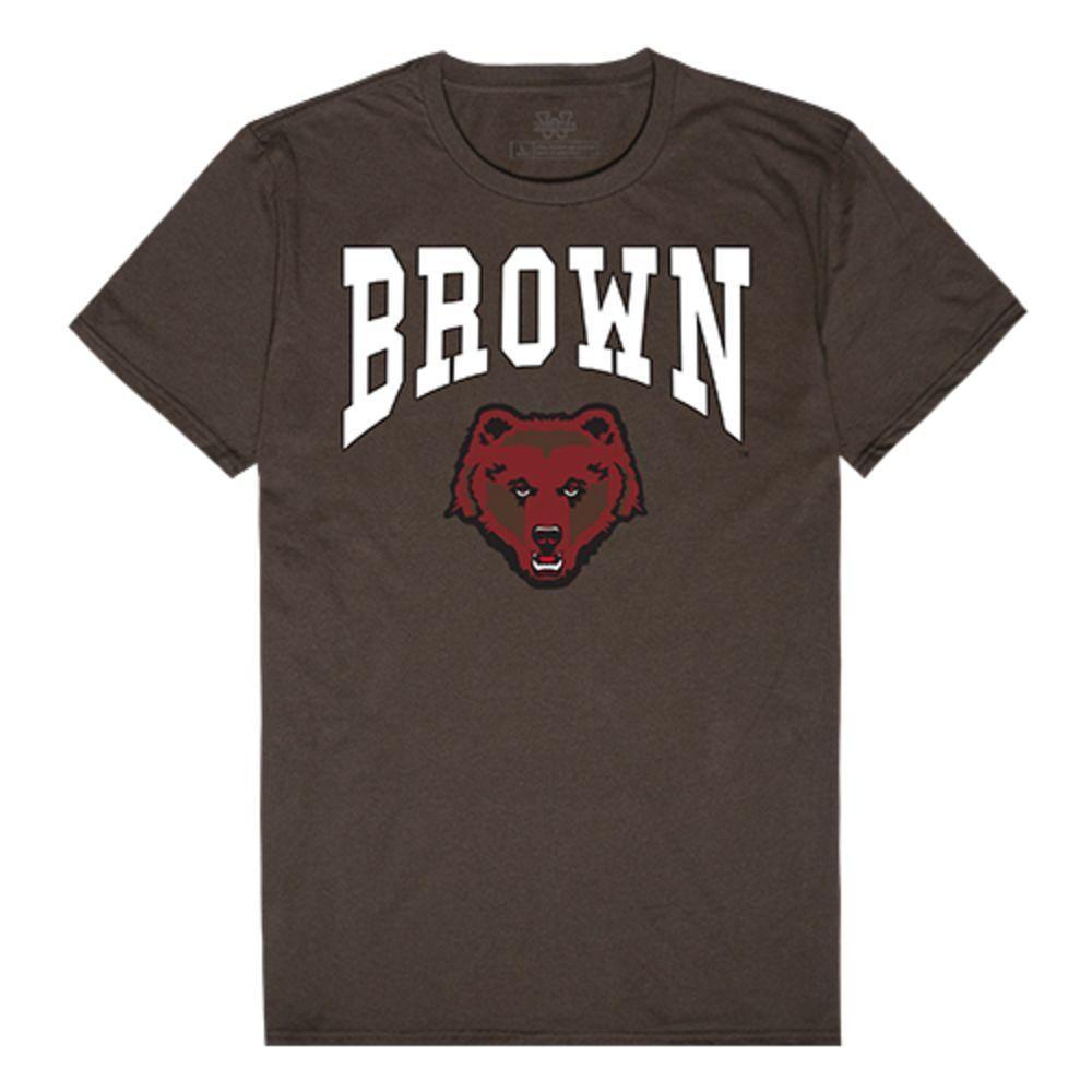Brown University Bears NCAA Athletic Tee T-Shirt Brown