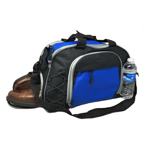 956cc7db13b5 Duffle Bags 18 Inch With Shoes Storage Strong Heavy Duty Sports Gym School  Luggage Travel Carry On