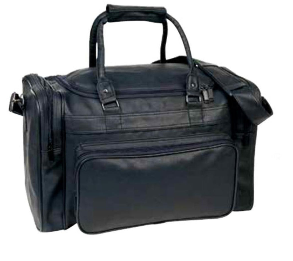 21inch Large Leatherette Duffle Bags Sports Gym Travel Luggage Carry-On