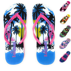 04b9a60ad1ad Bahamas Womens Flip Flops Premium Comfort Thong Sandals Slippers Beach  Casual