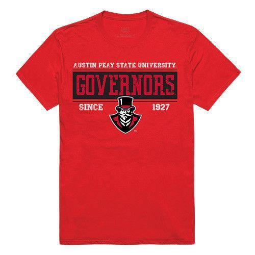 Austin Peay State University Governors NCAA Established Tees T-Shirt