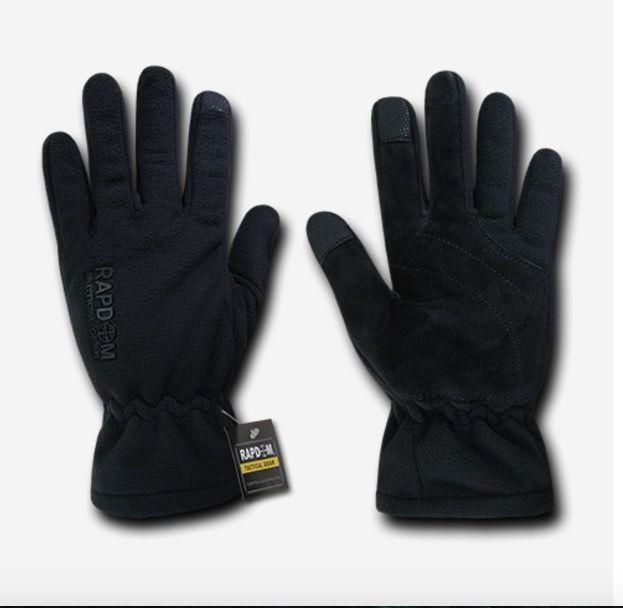 Breathable Water Resistant Tactical Patrol Gloves