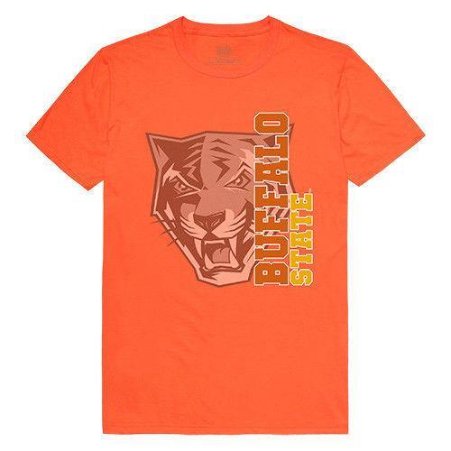 Buffalo State College Bengals NCAA Ghost Tee T-Shirt