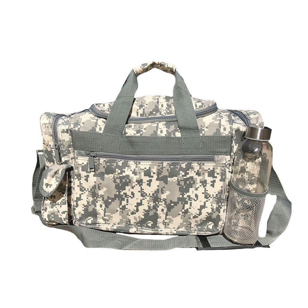 18inch Camo Camouflage Army Duffle Bags Military Acu Sports Gym Travel Carry-On