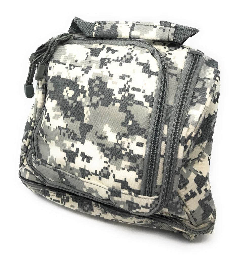 Camouflage Camo Travel Kit Organizer Accessories Toiletry Bag Carry On Shaving