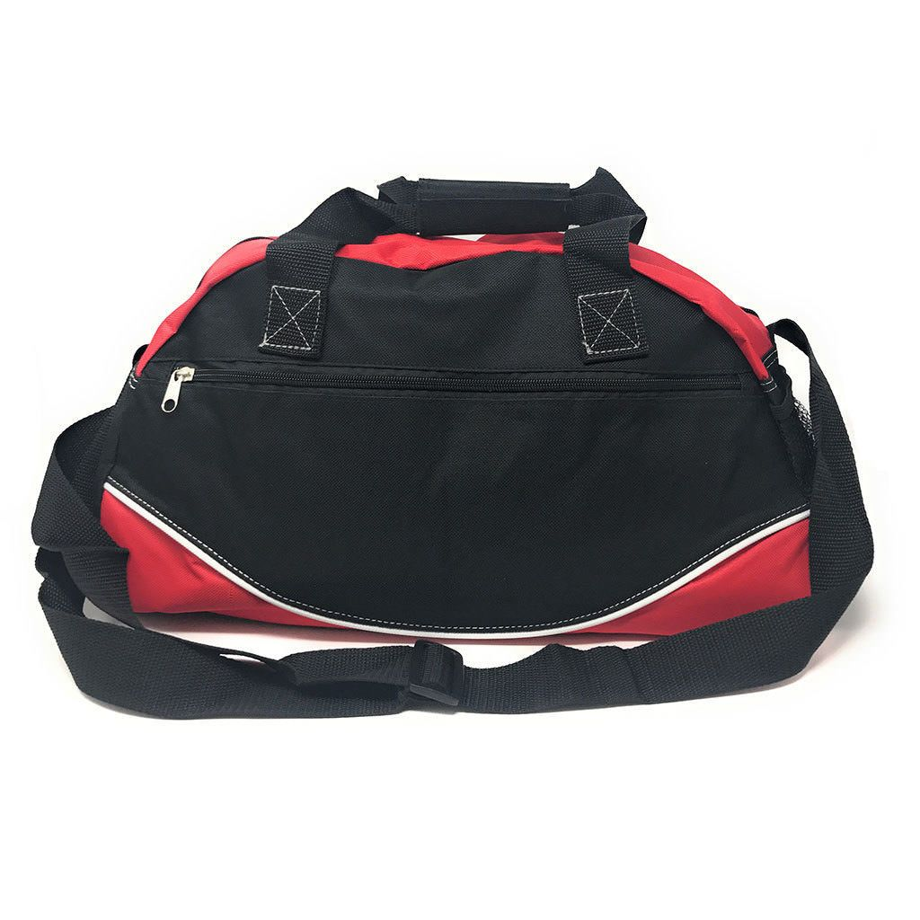 17inch Smile Duffle Bag Travel Sports Gym School Workout Luggage Carry On