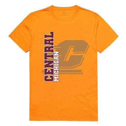 Cmu Central Michigan University Chippewas NCAA Ghost Tee T-Shirt