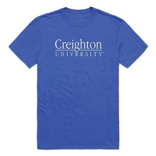 Creighton University Bluejays NCAA Institutional Tee T-Shirt