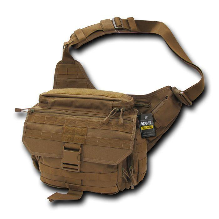 Edc Tactical Field Pack Messenger Bag Bags Military Army Hiking Gear Backpack
