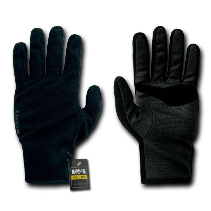 Fleece Shooting Soft Suede Windstopper Synthetic Leather Gloves