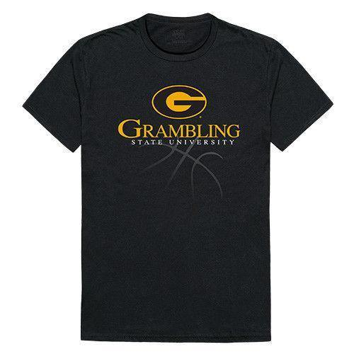 Grambling State University Tigers NCAA Basketball Tee T-Shirt