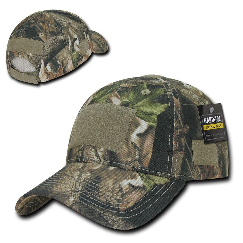 Hybricam Tactical Camouflage Military Low Crown Hunting Patch Caps Hats 531397ad69a
