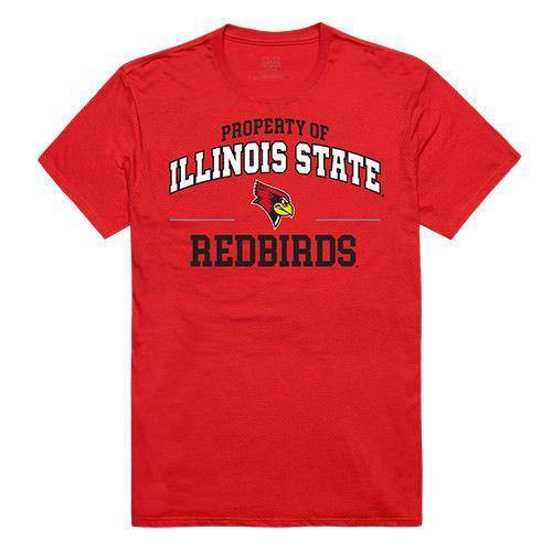 Illinois State University Redbirds NCAA Property Tee T-Shirt