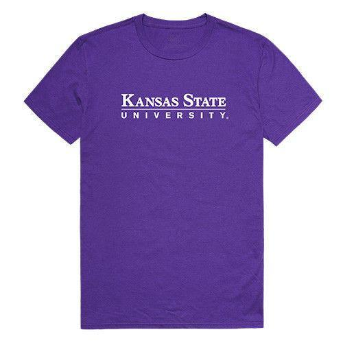 Kansas State University Wildcats NCAA Institutional Tee T-Shirt