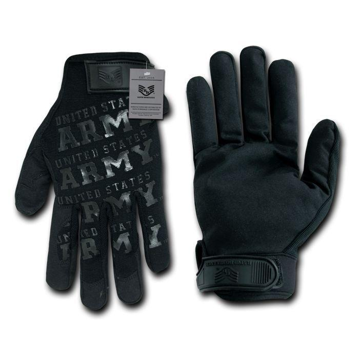 Military Lightweight US Army Mechanics Work Gloves