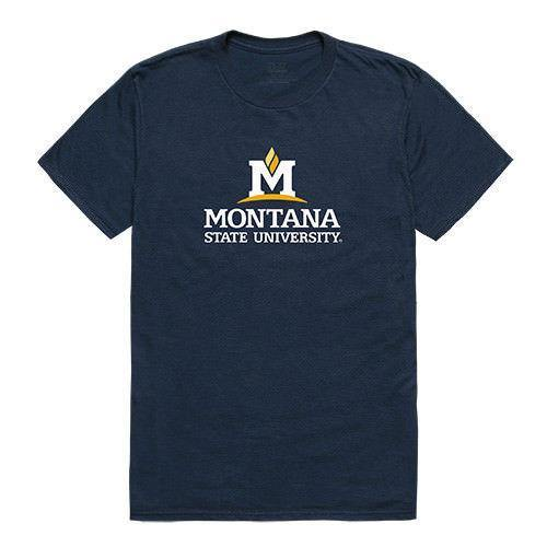 Montana State University Bobcats NCAA Institutional Tee T-Shirt