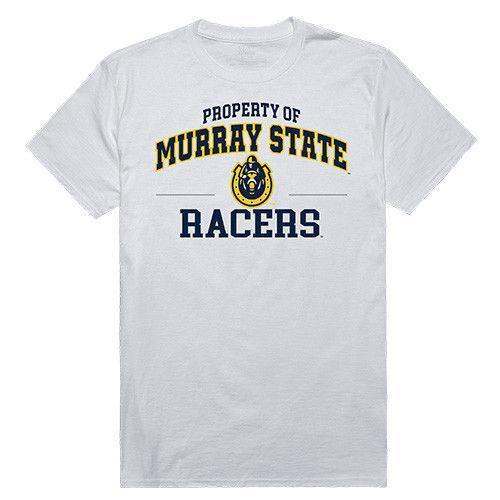 Murray State University Racers NCAA Property Tee T-Shirt