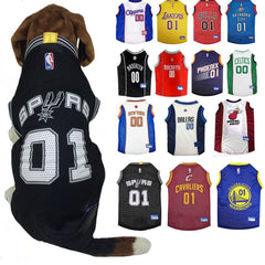 Nba Pet Fan Gear Dog Jersey Shirt For Dogs- Pick Your Team Xs-Xl 2ae9c9dd5