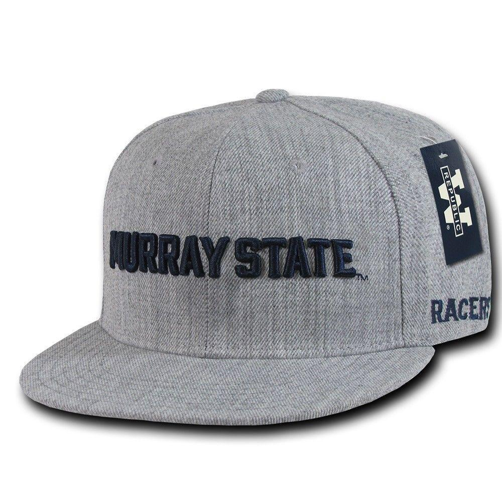 Murray State Full Length Navy Apron Murray State Racers Official Mark
