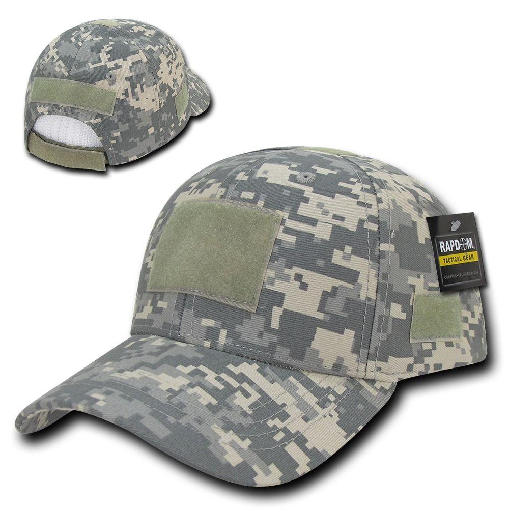 Rapid Dom 6 Panel Patch Hats Caps Cotton Military Tactical Structured  Operator 3014ba67bd9