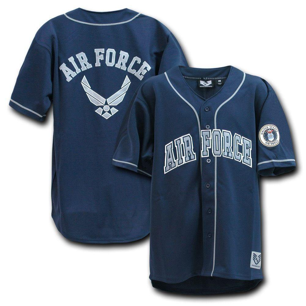 Rapid Dominance Air Force Military Army Navy Jersey Sports Baseball Football 47c0a88a6b09