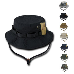e952c6332fa Rapid Dominance Ripstop Boonies Bucket Military Fishing Hunting Cotton Hats  Caps