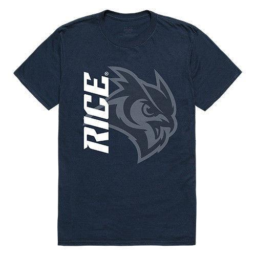 Rice University Owls NCAA Ghost Tee T-Shirt