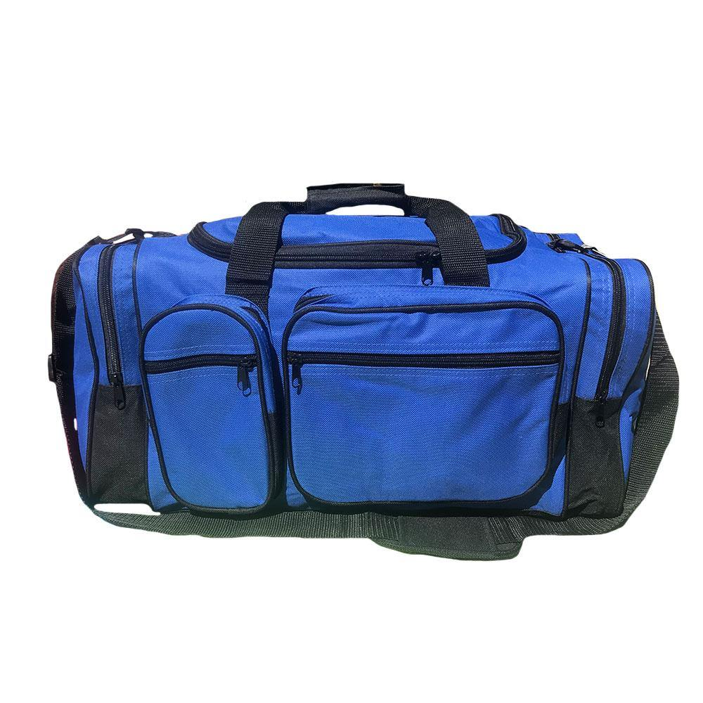 20inch Large Heavy Duty Strong Duffle Bags Travel Sports School Gym Carry Luggage