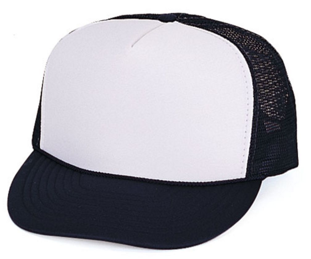 5 Hats Lot Foam Mesh 5 Panel Baseball Caps Youth Boys Girls Kids Wholesale Bulk