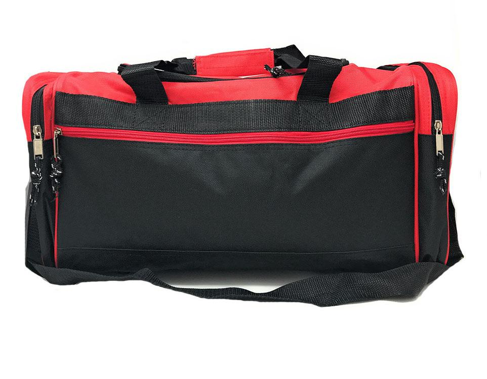 21inch Square Heavy Duty Duffle Bags Travel Sports School Gym Work Luggage Carry-On