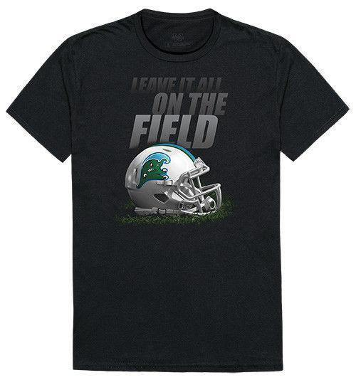 Tulane University Green Wave NCAA Gridiron T-Shirt