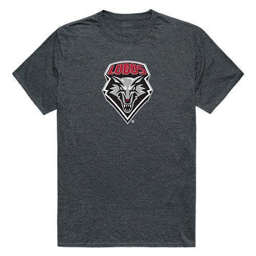 University Of New Mexico Lobo Louie NCAA Cinder Tee T-Shirt