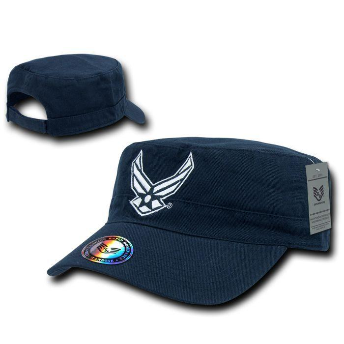 e25335f9366 US Army Cadet Military Air Force Coast Guard Marines Navy Cotton Bdu Hats  Caps