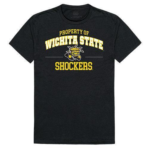 Wichita State University Shockers NCAA Property Tee T-Shirt