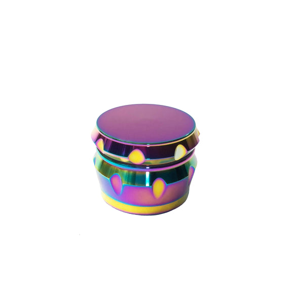 Large holographic grinder