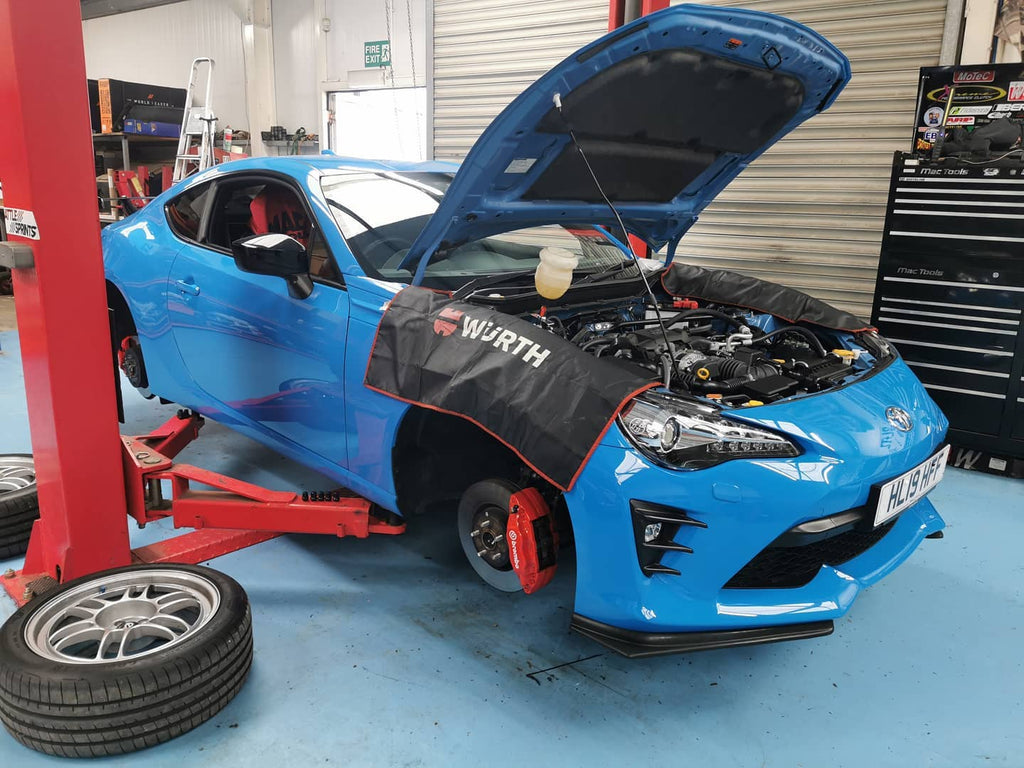 Yves 2019 Performance Pack GT86