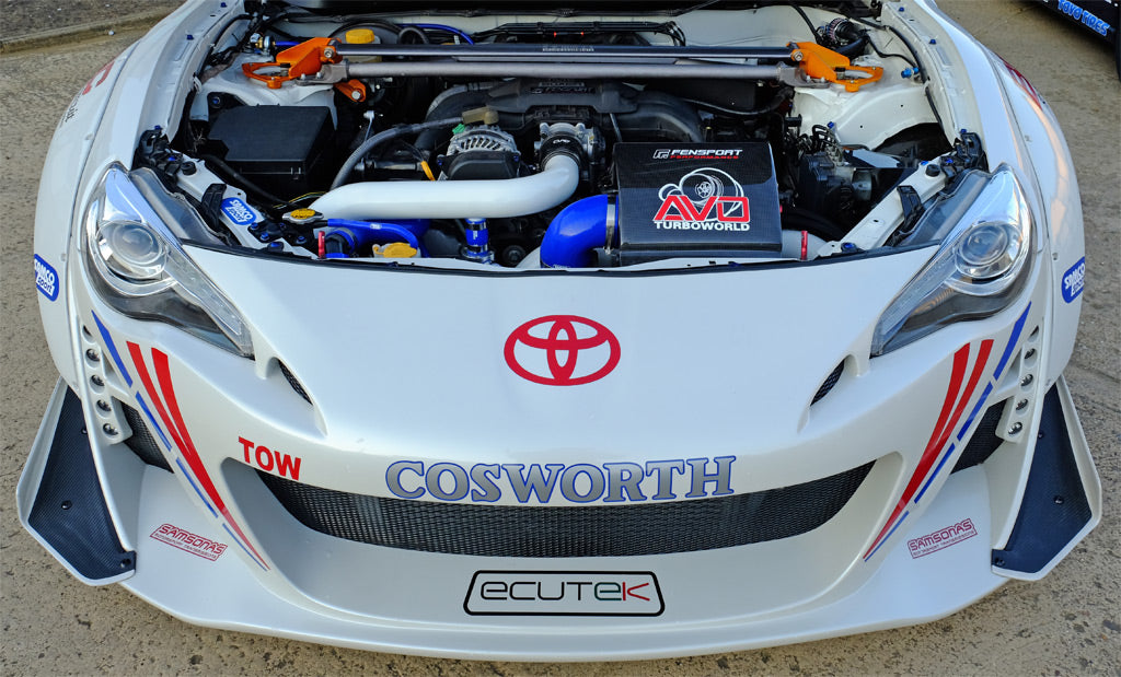 Fensport GT86R Race Project, Part 5 - 2016