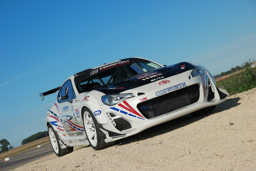 Fensport GT86R Race Project, Part 4 - 2015