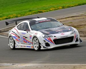 Fensport GT86R Race Project, Part 3 - 2014