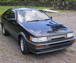 1.6 GT Coupe AE86, 05/85> 12/87
