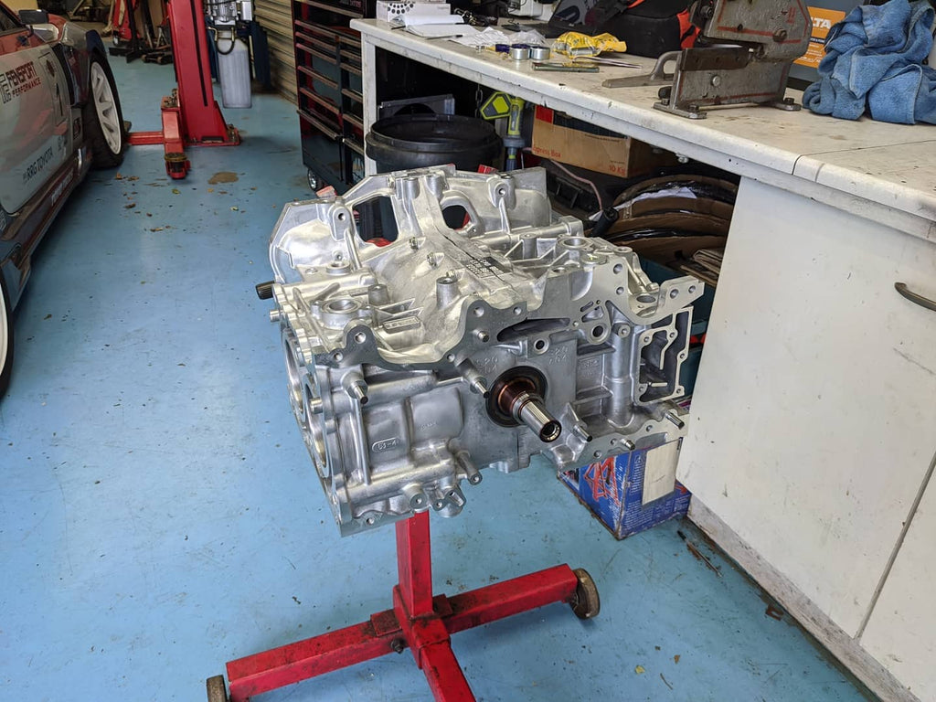 GT86 FORGED ENGINE BUILD