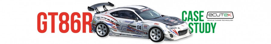 Fensport GT86R uses Ecutek