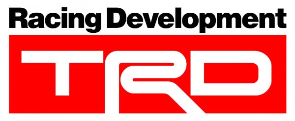 TRD Toyota Racing Development Logo