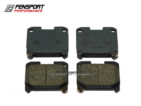 Brake Pads - Rear - Genuine Toyota - GT4 ST205 & Supra JZA80 Twin Piston