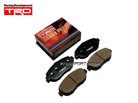 Brake Pads - Front - TRD Black Series - IS200, RS200, Supra JZA80 2 Piston